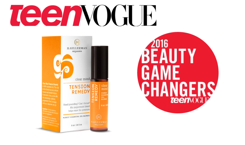 TEENVOGUE GAME CHANGER: TENSION REMEDY